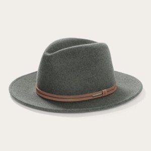 Stetson Explorer Outdoor Felt Crushable Hat